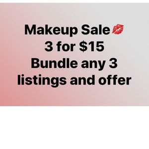 All items $5 each when you bundle 3 or …